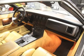 C4 Corvette Dash Panel Designs - Mirrock Corvette