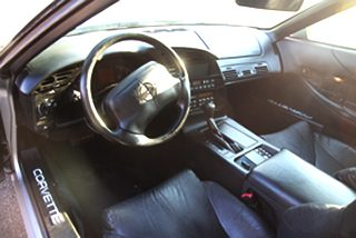 Corvette dash pad cover right passenger side GM 94,95,96,1994,1995,1996